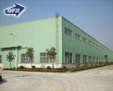 Gute Qualitätslager-Metallgebäude-Rahmen-galvanisierte Stahlkonstruktion-Werkstatt