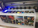 rodillo ULTRAVIOLETA de la impresora Xaar1201 de los 3.2m para rodar X6-3204xuv con la alta resolución