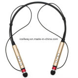 Высокий тип наушник ожерелья качества звука Bluetooth с Mic