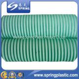 Boyau renforcé d'aspiration d'helice de PVC/boyau de l'eau