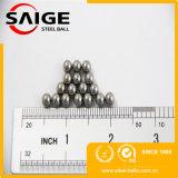 Esfera de aço de cromo Gcr15 de HRC62-66 5mm para o parafuso