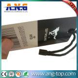 Etiqueta do fato do Tag RFID do cair da freqüência ultraelevada para o seguimento da roupa