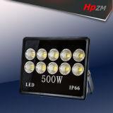Alto Lúmen exterior à prova de IP66 300W Holofote LED