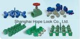 Rohrfitting-Spritzen der kundenspezifischen Präzisions-Plastik-CPVC