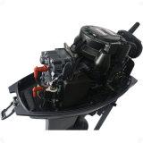 O cavalo-força 2 do motor externo 40 afaga resiste o Outboard do barco de motor