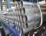 L'estremità filettata galvanizzata del fornitore d'acciaio del tubo ha galvanizzato il tubo d'acciaio
