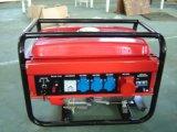 5kw評価される力LPGガソリン発電機(WH6500E-X/LPG)