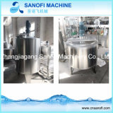 Carbonated Drinks cap Round Bottles Filling machine