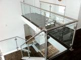 Main courante en acier inoxydable/Post porche en verre balustrade balcon balustrade