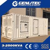 1 MW-Dieselgenerator angeschalten von Cummins Kta50-G3