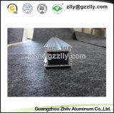 商業LEDライトのためのカスタマイズされたアルミニウム脱熱器は使用した