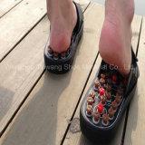 Taiのキーのマッサージの靴の靴底の/EVAのすべり止めの靴の靴底