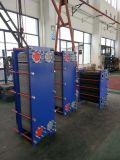 Cambiador de calor de la placa para las soluciones del amoníaco