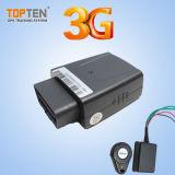 3G移動式APPの能力別クラス編成制度(TK208-KW)が付いているGPS車アラーム