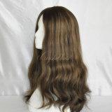 Mejor Sheitel Virgen peluca de pelo humano (PPG-L-01489)