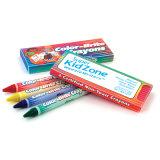 Vente chaude 24 9 cm Les crayons de cire dans Boîte de Crayons de Couleur Crayola personnalisé