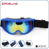Óculos de Snowmobile chineses óculos de lentes amovíveis Ski-Doo Mx óculos de esqui