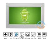 Android écran tactile sans fil WiFi cadre numérique de 9 pouces d'examen-091WDPF (MW)