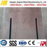鋼板を切る穏やかな鋼板Ss400 A36 S235 CNC