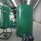 モデル流れおよび新しい状態によって使用される潤滑油の回復機械によって決まる