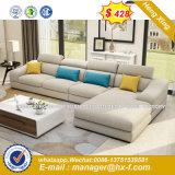 La Europa moderna metálica de acero Diseño sofá de cuero de la Oficina de espera (NS-KJ805S)