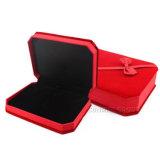 Hängende Verzierung-Rot-gesetzte Kasten-Papier-Pappverpackengeschenk-Schmucksache-Kasten