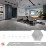 China Foshan decoración gris Material cerámico rústico piso de baldosas de porcelana seis esquinas (VR6N5203, 520x600mm/20''x24'')