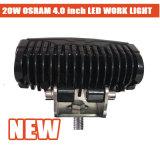 2017 la plus défunte lumière tous terrains de la meilleure qualité de travail d'Osram 4inch 20W DEL (GT1012-20W)