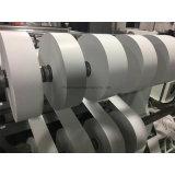 La película protectora de polipropileno de alta velocidad dúplex máquina rebobinadora y cortadora longitudinal