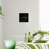 LED decorativas relógio de parede eletrônico digital