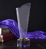 Шикарные кристаллический пожалования трофея для подарка сувенира