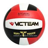 Ninguna FAVORABLE bola laminada puntada del voleibol del amaestrador