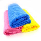 China modificó a bebé suave de la toalla de baño para requisitos particulares de Microfiber