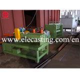 アルミ鋳造の部品の連続鋳造機械