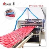 Гофрированный ПВХ плитки пластиковый лист бумагоделательной машины