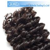 Usine de vendre de bande directe hair extension (desserré Curly)