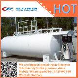o móbil 40000L reabastece o recipiente do tanque de armazenamento do petróleo do ISO 40hq do recipiente da estação
