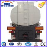 Jsxt 45cbm 3-d'huile essieu semi-remorque de réservoir de carburant