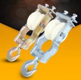Energien-Kabel-Riemenscheiben-Rad-Standplatz für Nylonkabel-Riemenscheibe