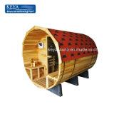 Best-seller attrayant Cabines de Sauna Sauna avec Sauna poêle du fourreau