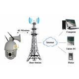 18X 4G WiFi 1080P ИК PTZ беспроводная IP камера для установки вне помещений