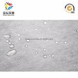 Heißer Verkaufs-glatte und flaumige hydrophobe Luft durch Vliesstoff für Baby-Windel Backsheet (C18)