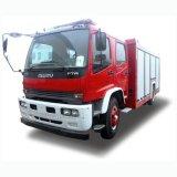 Isuzu Ftr RVF Fvz 8000litres 12000litres de mousse de l'eau en acier inoxydable Isuzu camion à incendie