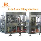 9000bph aluminium Pop Pet peut l'énergie de boissons gazeuses de jus de la mise en conserve d'étanchéité de la machine de remplissage