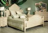 غرفة نوم أثاث لازم خشبيّة ملكة ملك [سز] [تروندل] [بلتفورم بد]
