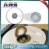 Passivo UHF RFID etiqueta autocolante de CD e DVD