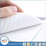 Cuaderno de papel de piedra de bioplástico