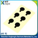 Acrylsäure-Krepp-Papier-Dichtungs-Isolierung, die selbstklebendes Band abdeckt