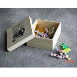 Caja de regalo de madera, Embalaje de regalo,caja de caramelos (WA-037)