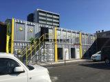 Stahlrahmen-geändertes Versandbehälter-Speicher-Haus